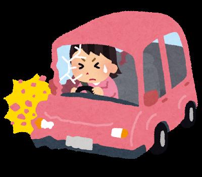 交通事故女性
